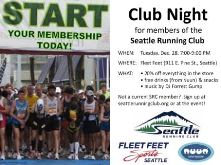 club night flyer draft