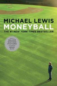 the cover of Moneyball