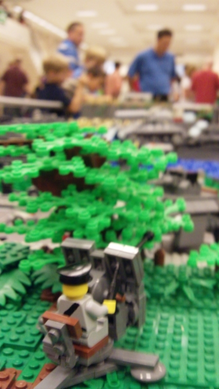 Lego Wars at BrickCon