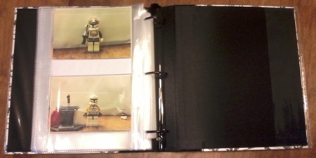 Lego Family portraits, page 4