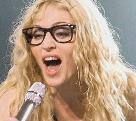 madonna-wearing-eyeglasses