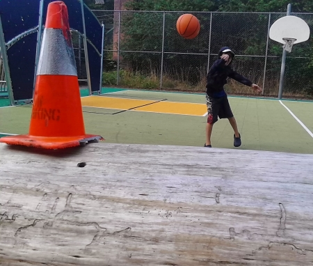 Shooting Ballery 1